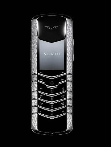 Vertu diamond - small