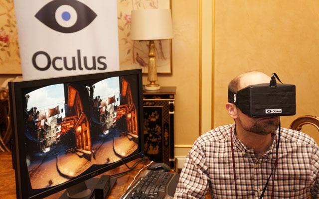 Oculus Rift 4