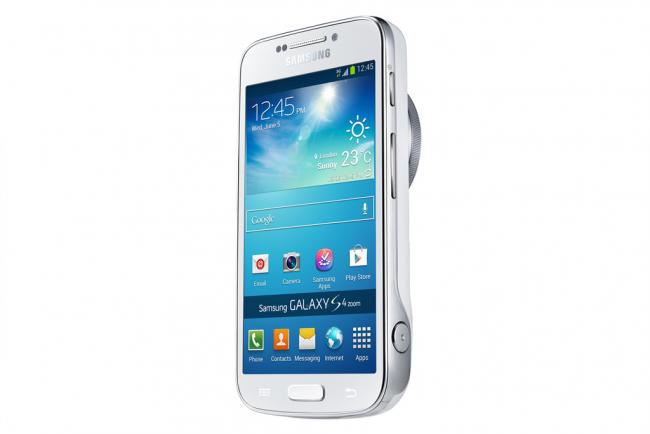 Samsung Galaxy S4 Zoom 2