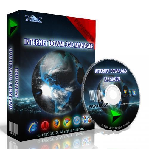 Internet Download Manager 6 07 Exe