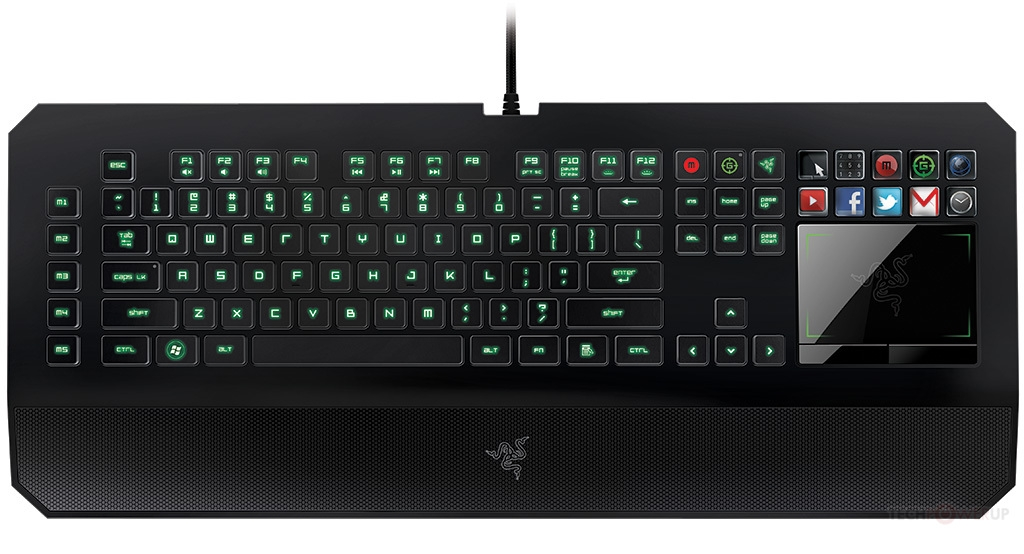 deathstalker ultimate keyboard for gaming