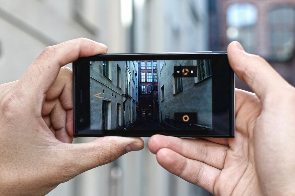 Jolla Mobile Camera