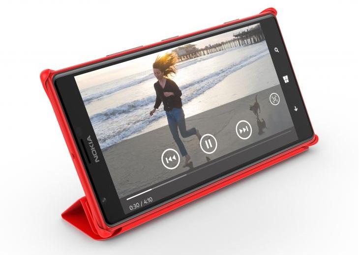 Nokia Lumia Display