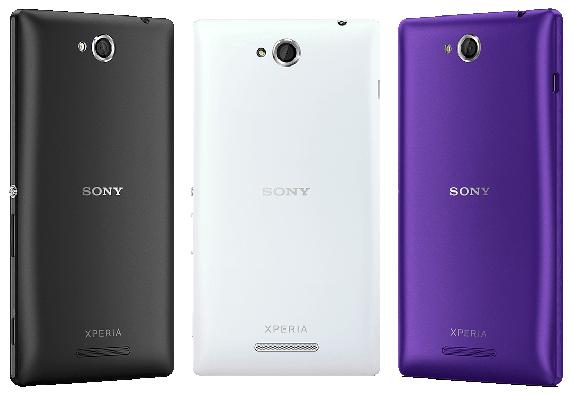 Sony Xperia Camera