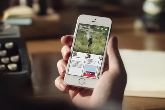 Facebook Newspaper App