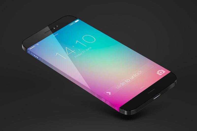 iPhone 6 - 3d