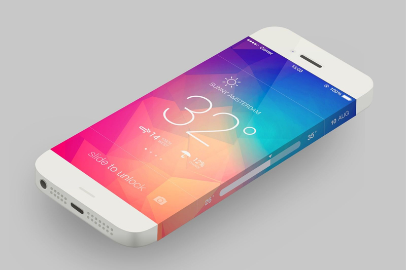 iPhone 6 design