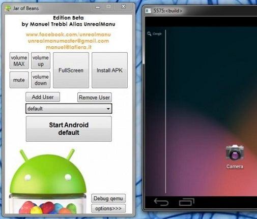 download emulator jar of beans
