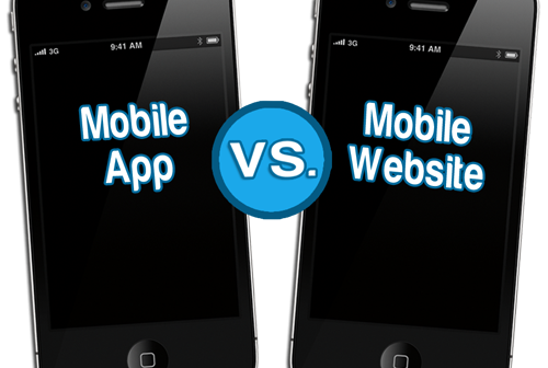 What Is The Difference Between Mobile Website & Mobile App?