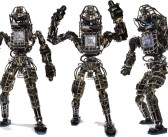 Google developed Atlas Robot which Is Trying to Be the Karate Kid, Crane Kick and All