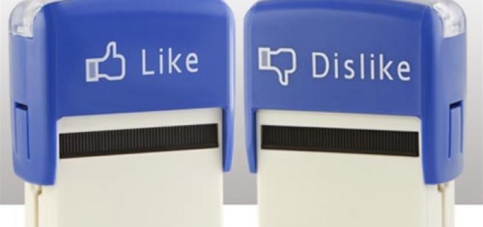 Facebook Working on 'Dislike' Button