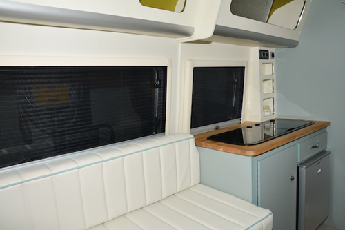 retro carvan interior 2