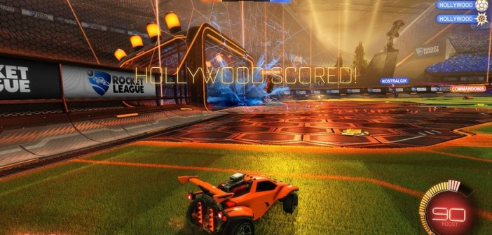 Rocket League Coming to Xbox Early Next Year