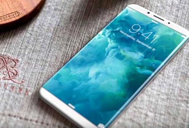 iPhone 8 Concept Photo