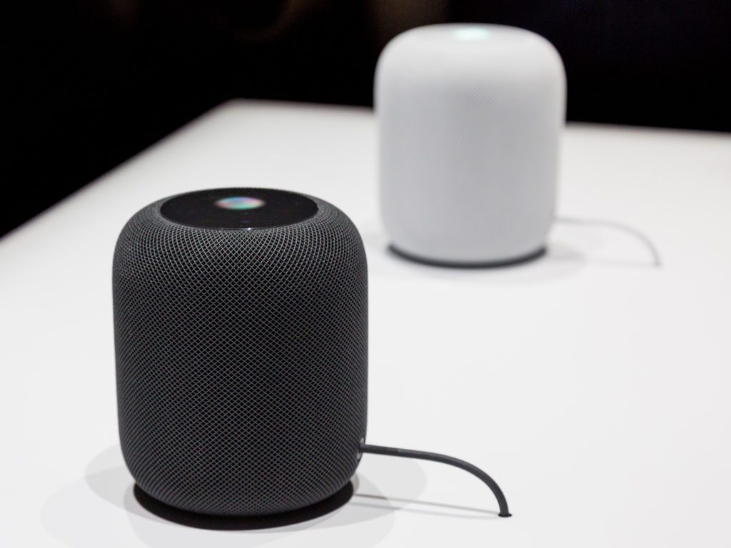 Apple Announces Homepod Its New Siri Speaker To Rival The
