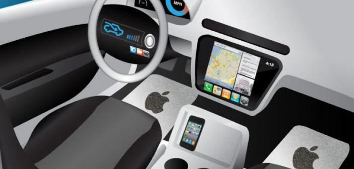 Apple's Tim Cook Confirms Self-Driving Car Plans