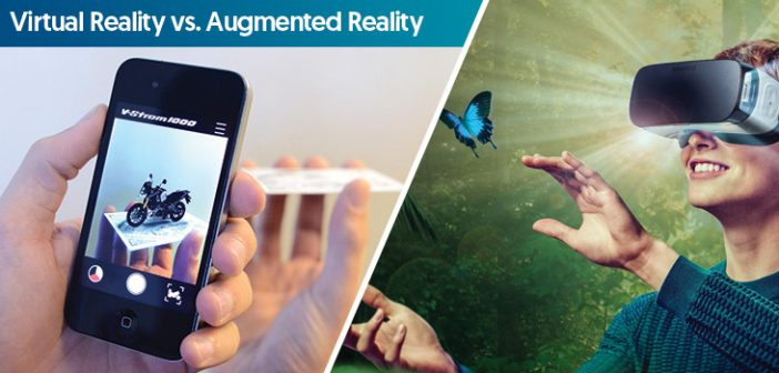 What is Augmented Reality (AR) and how is it Different than Virtual Reality (VR)?