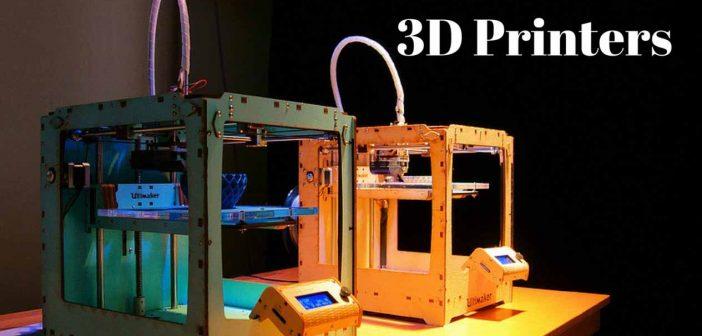 Top Reasons to Get Best 3D Printers