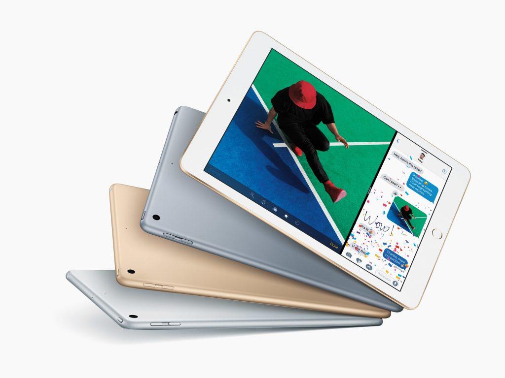 New iPad (2017)