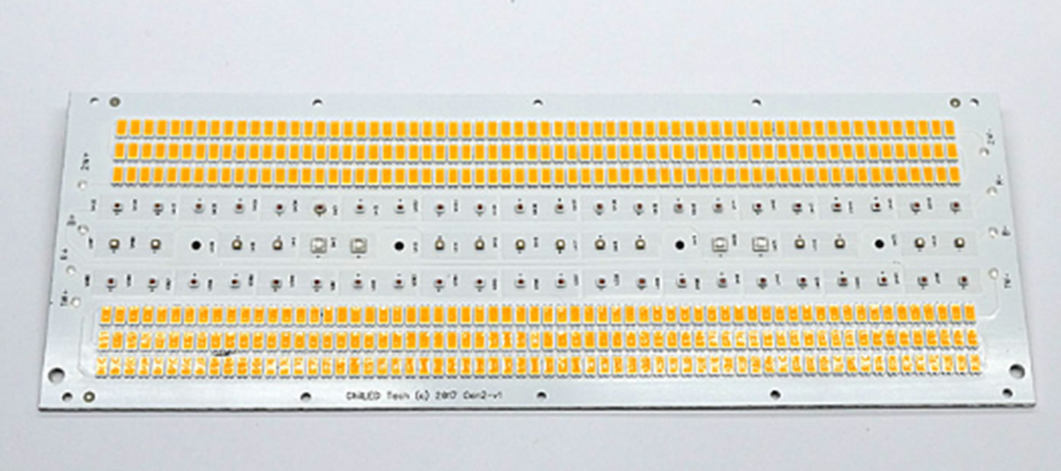 Printed Circuit Board Assembly Pcba Of Ray Ming Technology The Led Pcb Manufacturer In China Rayming Is