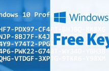 Windows 10 Activation Keys for All Versions