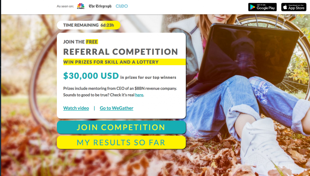 New Social Media Giant Giving $30,000 For Referrals This Week