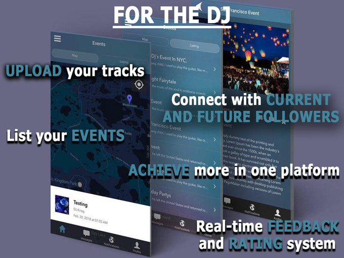 DaDJ App - For The DJ