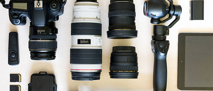 The Emerging Camera Gears from China