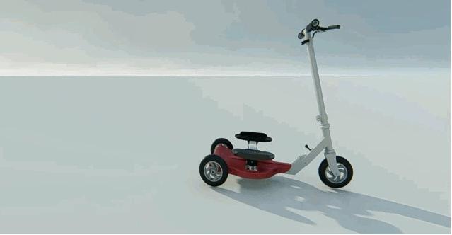 StepSkooter