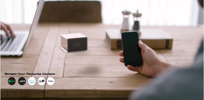 QUBIS – Wireless, Smart, Stylish Modular Entertainment
