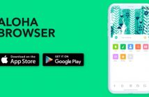 Aloha Browser: Free And Fast Web Browser For Android & IOS