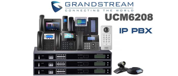 Grandstream IP PBX System