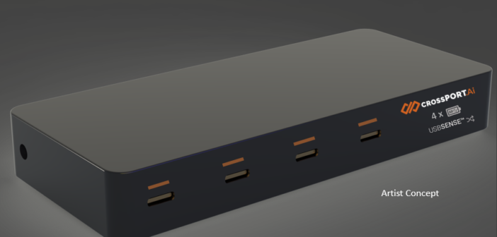 A New Powerful Invention – USB Switch