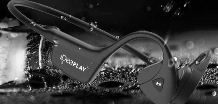 IDEAPLAY BCH-20 Bluetooth Bone Conduction Headphone – Move With Music